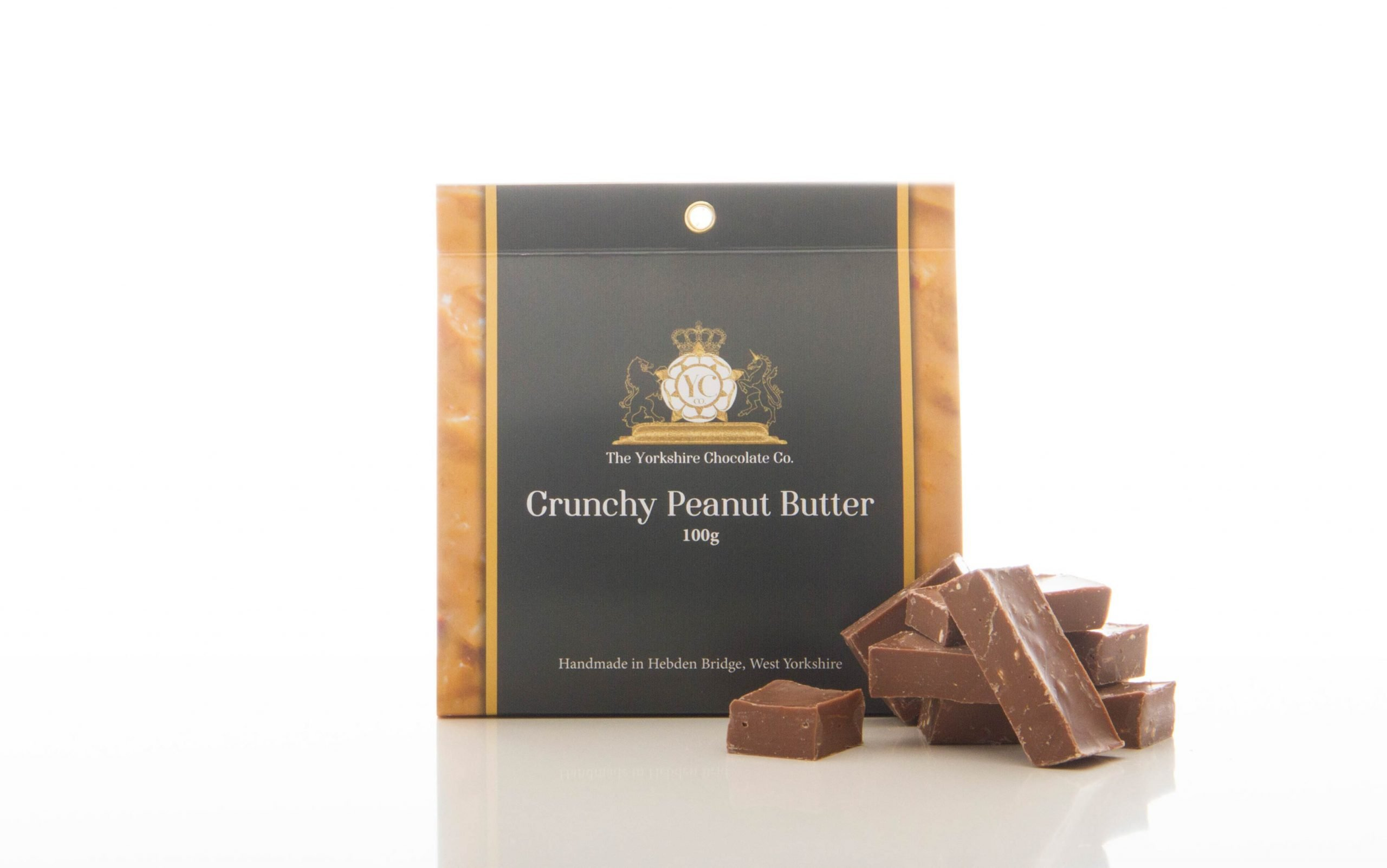 Box of Crunchy Peanut Butter Chocolate